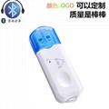 USB无线网卡外壳塑料U盘外壳 蓝牙适配器外壳蓝牙接收器外壳塑料 2