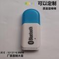 USB无线网卡外壳蓝牙适配器外壳蓝牙音乐接收发射器外壳迷你型 1