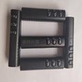 领夹式蓝牙接收器壳 蓝牙音频转换器外壳 迷你蓝牙接收器外壳塑料 5
