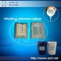 Platinum Cure Molding Rubber Silicone RTV 2
