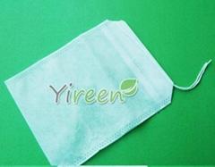 120 X150mm Non-woven Fabric Singlestring empty tea bag