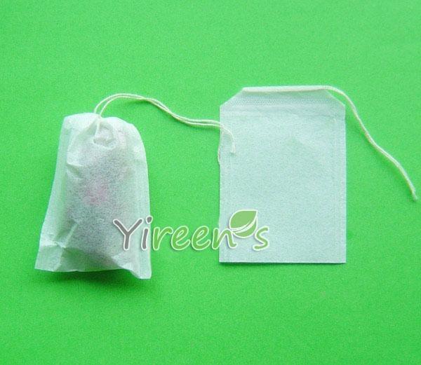 50 X 70mm Single Drawstring Filter Paper Tea Bags 1
