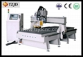 Woodworking Advertisement ATC CNC Engraving machine