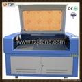 TZJD-1390 High precision Laser Engraving Cutting machine