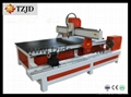 Rotation Axis CNC Router machine MACH3 controller