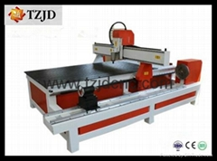 TZJD-1325C Rotation Axis CNC Router machine MACH3