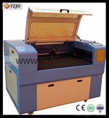 TZJD-9060 Laser Engraving machine for wood acrylic bamboo leather