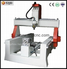Rotation CNC Router machine 4 Axis CNC machine