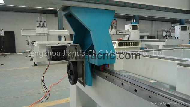 Professional CNC Wood Router with Water tank system 3