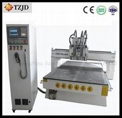 TZJD Multi-head CNC Rout