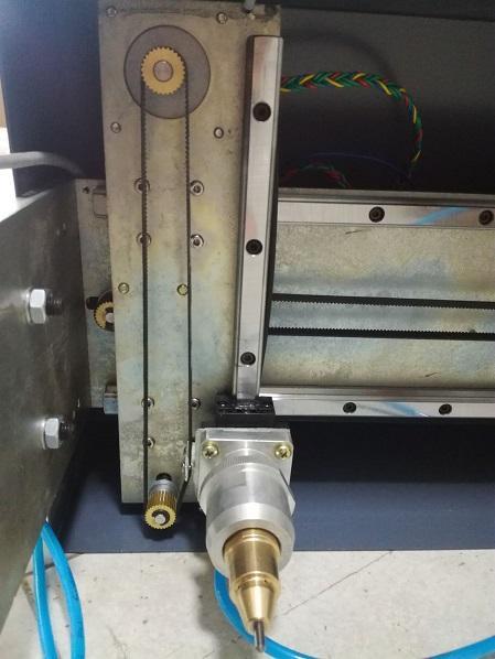 Dot Peen Marking Engraving machine 4