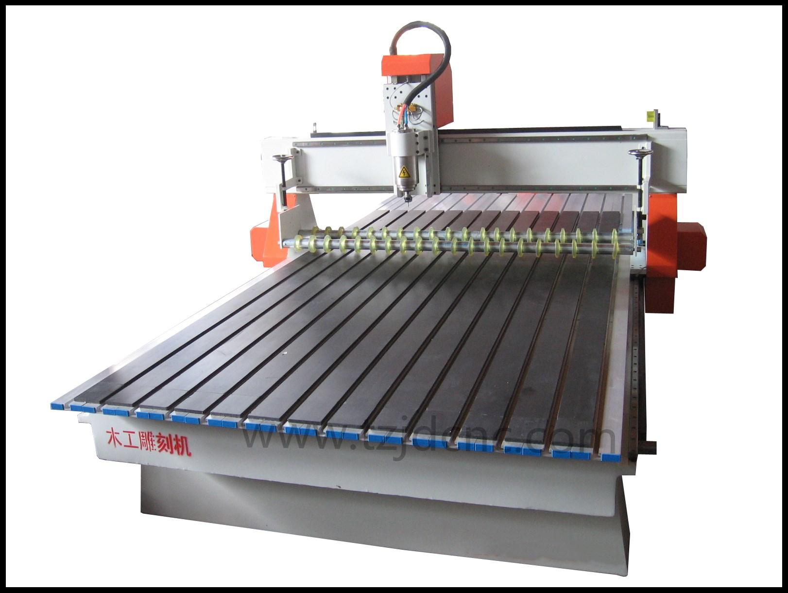 Professional CNC Wood Router with Water tank system 5