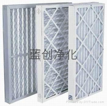 河南鄭州初效空氣過濾器 2