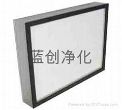 河南鄭州高效空氣過濾器