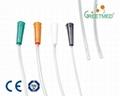 GT021-100 Nelaton Catheter (PVC)