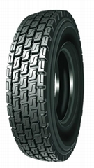 ALL STEEL TRUCK & BUS RADIAL TIRE (TBR)-10.00R20