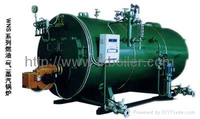 燃气锅炉 2
