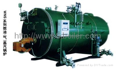 燃油锅炉 1