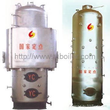 立式燃煤锅炉 1