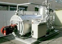 燃气燃油导热油炉