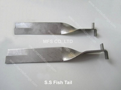 Fish Tail Fixing System