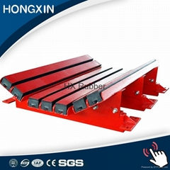 Belt Conveyor Impact Bed