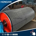 ceramic pulley lagging for belt conveyor 4