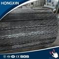 conveyor belt pulley rubber slide