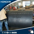 Rubber pulley lagging sheet for belt conveyor 2