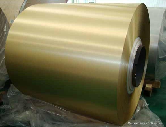 供應陽極氧化鋁卷 1