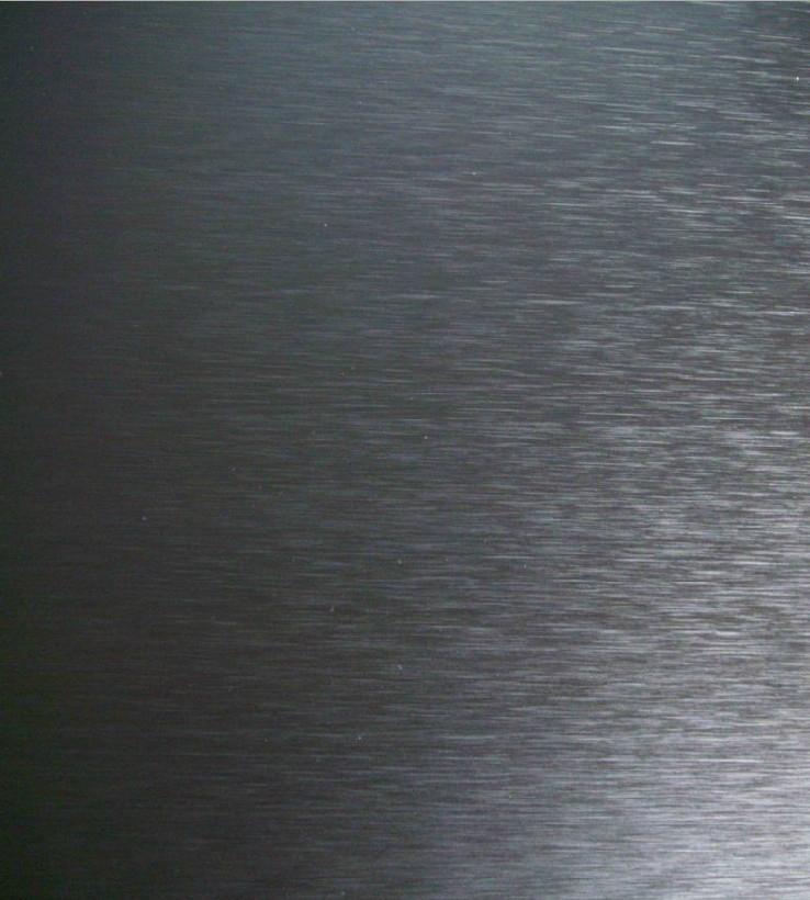 灰色氧化拉絲鋁板 1