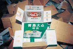 包装材料废品回收