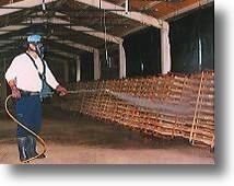 厂区卫生消毒服务