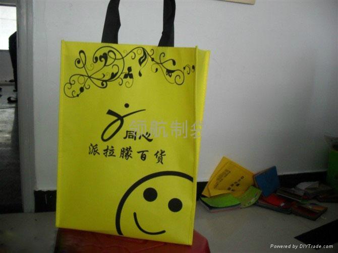 上海無紡布袋 1