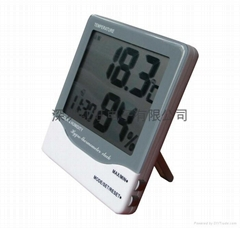 THC03 Thermo-hygrometer with Clock