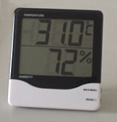 TH03 Large Screen Thermo-hygrometer