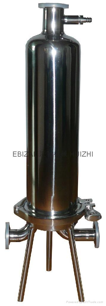 不锈钢蒸汽灭菌过滤器 4