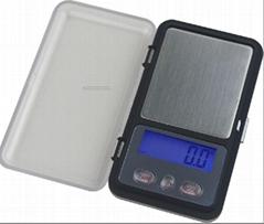 2012爆款333電子口袋秤