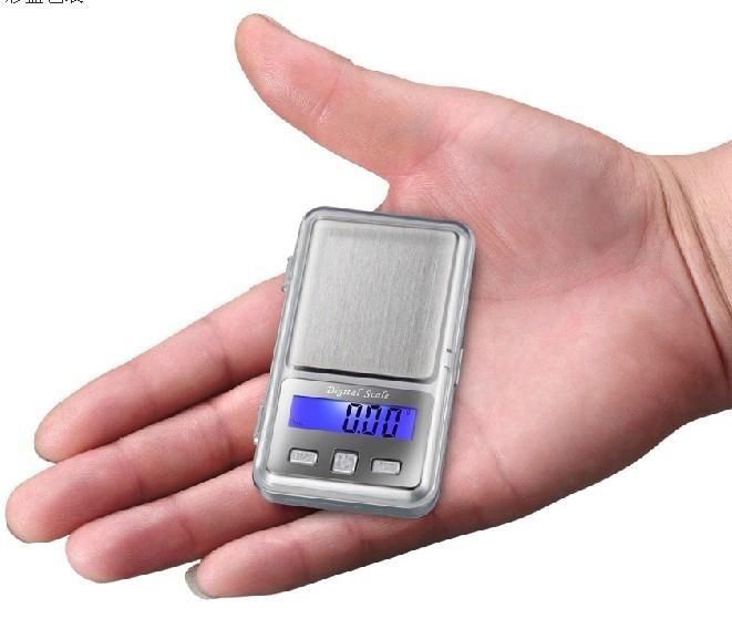 2012爆款333电子口袋秤 2