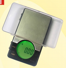 BDS-ES Series jewelry pocket scale