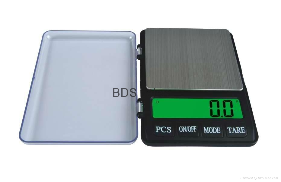 BDS1108-2 jewelry scale pocket scale manufacturer 1