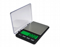 BDS notebookII 1108-2 jewelry scale pocket scale and plam scale 3