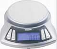 BDS CX kitchen scale jewelry scale and