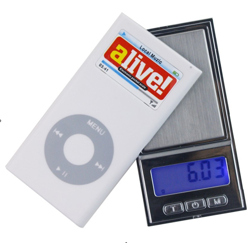 BDS-DH pocket jewelry scale protable electronic scale  1