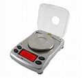 BDS0.001G  electronic scale diamond scale jewelry scale and weighing scale  2