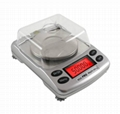 BDS0.001G  electronic scale diamond