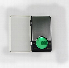 BDS ES jewelry pocket scale palm scale protable electronic scale