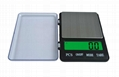BDS1108-2 jewelry pocket scale kitchen scale protable electronic scale  3