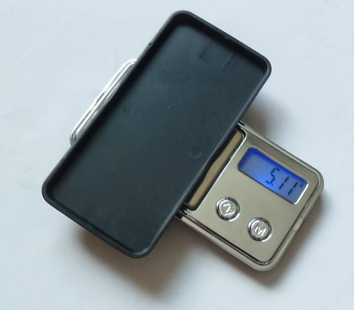 BDS-908 mini pocket jewelry scale plam scale smart scale 1