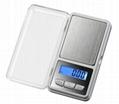 BDS-6010 mini pocket jewelry scale
